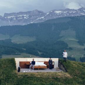 Übernachten unter freiem Himmel: Das Schweizer Null Stern Hotel