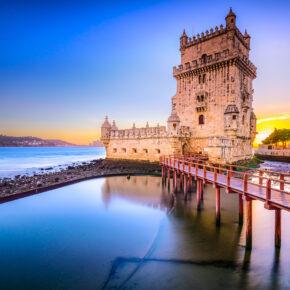 Kurztrip nach Lissabon: 3 Tage mit guter Unterkunft & Flug nur 58€