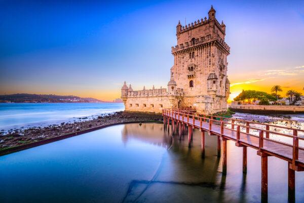 Portugal Lissabon Belem