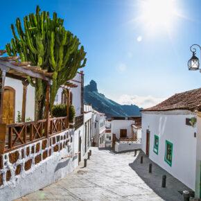 Gran Canaria im Sommer: 7 Tage im 4* RIU Hotel mit Halbpension, Flug, Zug & Transfer nur 483€