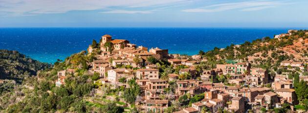 Spanien Mallorca Panorama