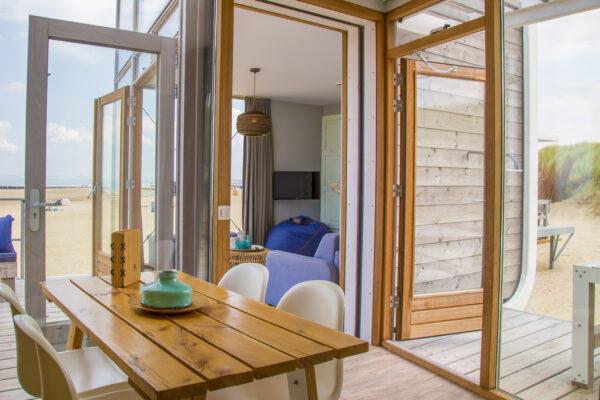 Strandweelde Strandhaus Essbereich
