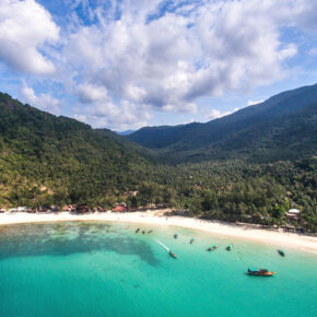 Koh Phangan Bottle Beach