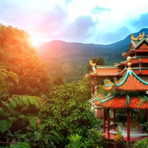Lastminute Thailand: 18 Tage Koh Phangan mit Hotel, Frühstück & Flug nur 450€