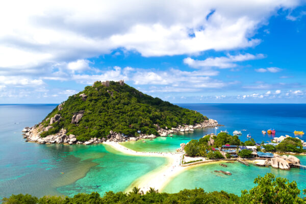 Koh Phangan Insel