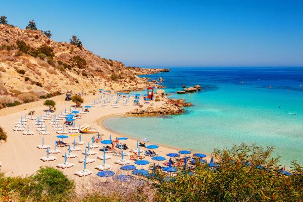 Zypern Ayia Napa Nissi Beach