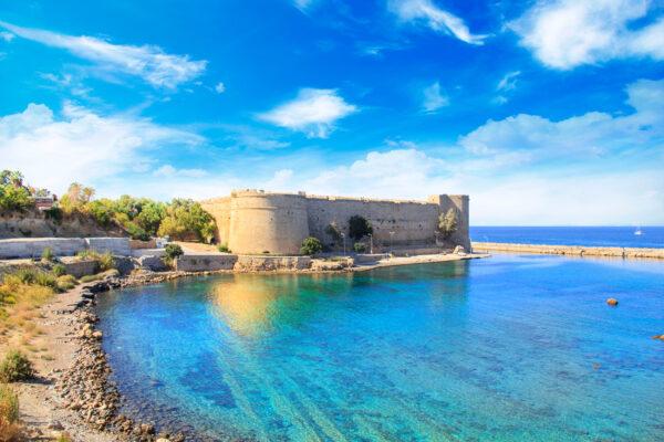 Zypern Girne Castle