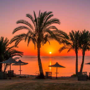 Lastminute Ägypten: 6 Tage im TOP 4* Hotel mit All Inclusive, Flug & Transfer nur 207€