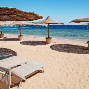 Frühbucher: 7 Tage Hurghada im TOP 4* All Inclusive Hotel mit Flug, Transfer & Zug nur 438€