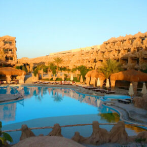 Ägypten: 7 Tage Hurghada im 5* Hotel mit All Inclusive, Flug & Transfer nur 290€