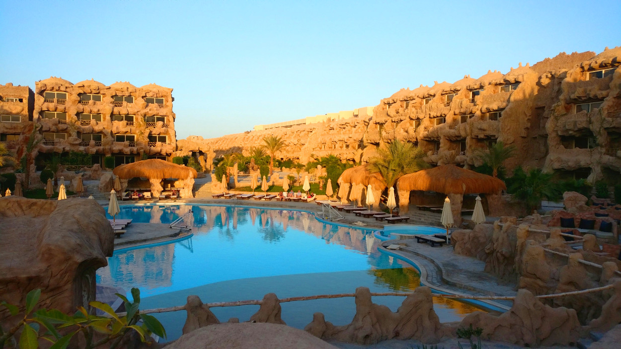 gypten 6 tage hurghada im 5 hotel mit all inclusive