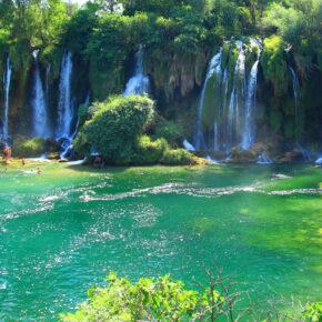 Fly & Drive Abenteuer: 8 Tage Bosnien & Herzegowina mit Flug & Mietwagen nur 83€