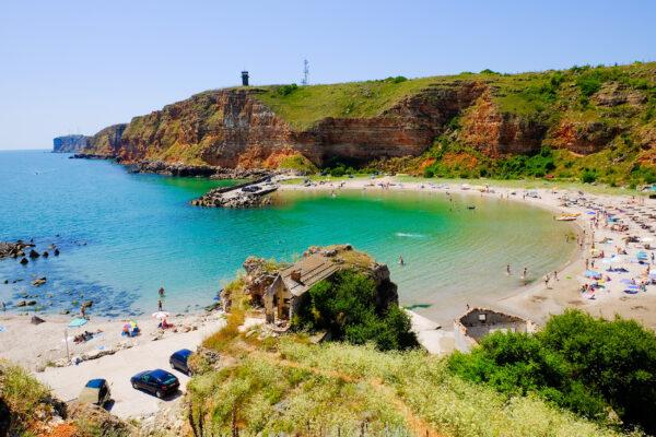 Bulgarien Bolota Strand