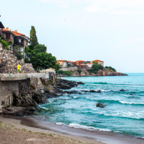 Familienurlaub Bulgarien: 7 Tage im TOP 5* Luxus-Hotel mit All Inclusive, Flug & Transfer nur 273€