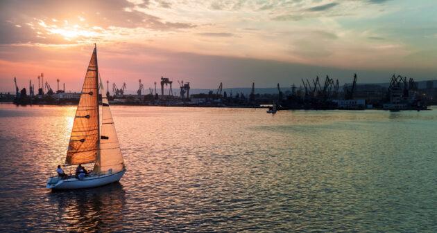 Bulgarien Varna Yacht