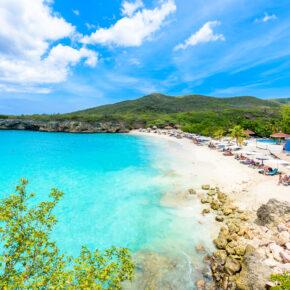 Luxus auf Curaçao: 7 Tage in der Karibik im 5* Strandhotel mit All Inclusive, Flug & Transfer nur 1.686€