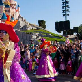 Gutschein: 2 Tage Paris im Hotel mit Frühstück & Eintritt in das Disneyland® Paris für 99€