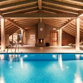 Drumlerhof Hotel Pool