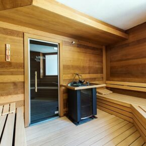 Drumlerhof Hotel Sauna