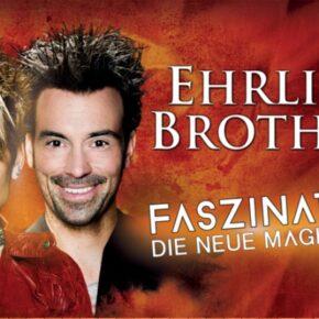Ehrlich Brothers: FASZINATION - Die neue Magie Show in vielen Städten ab 36€