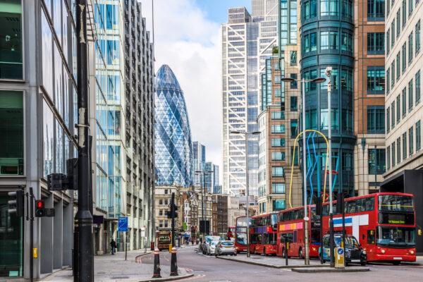 England London City