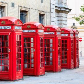 Städtetrip London: 2 Tage mit zentraler Unterkunft inkl. Frühstück & Flug für 19€