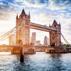 London übers Wochenende: 3 Tage im TOP 4* Hotel mit Frühstück und Flug nur 156€