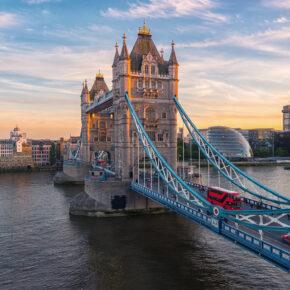 Wochenende in London: 3 Tage im tollen 3* Hotel, Frühstück & Flug nur 78€