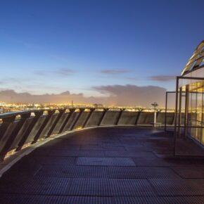 Niederlande: 2 Tage in Euromast Suite mit Aussicht, Frühstück & Champagner nur 149€