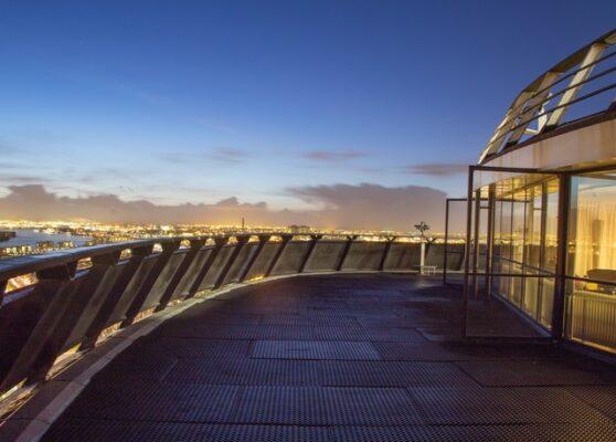 Euromast Rotterdam Aussichtsplatform