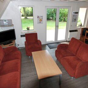 Ferienvilla Overijjsel Wohnzimmer