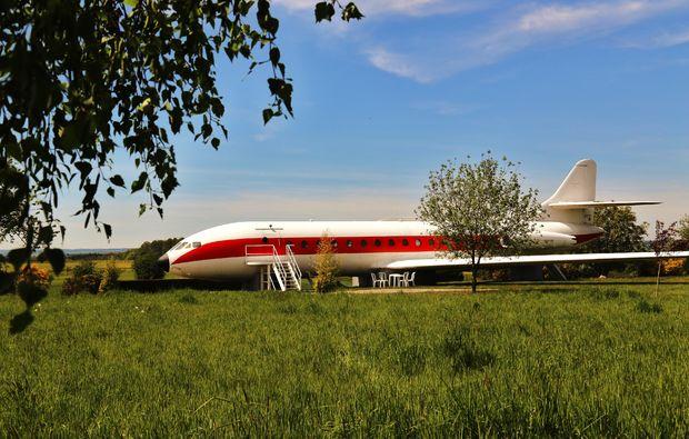 Flugzeug Chapelle Aux Bois Seite