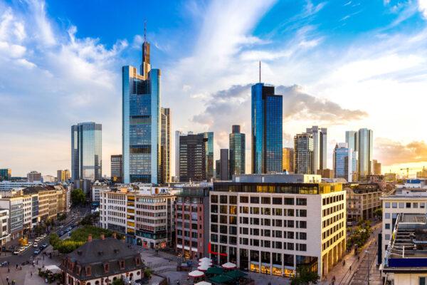 Frankfurt Finanzzentrum