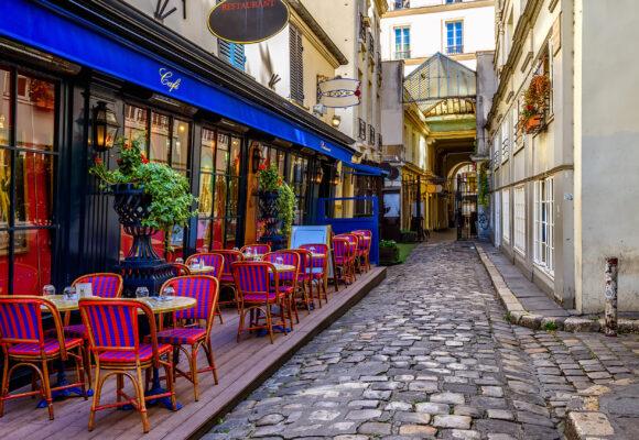 Frankreich Paris Bistro