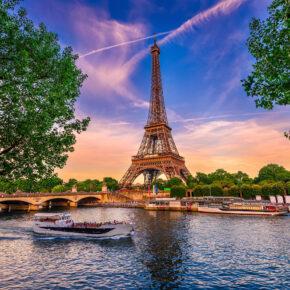 Tagesausflug Paris mit Hin- und Rückfahrt ab 35€ am Wochenende