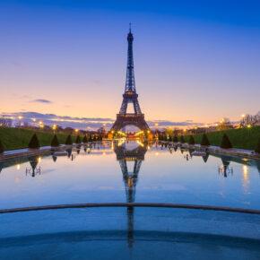 Sommer-Wochenende in Paris: 3 Tage mit Unterkunft & Frühstück nur 40€ (auch für Alleinreisende)