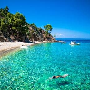 Griechenland: 8 Tage Chalkidiki mit Unterkunft & Flug nur 80€