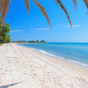 Luxus in Griechenland: 7 Tage im TOP 5* Hotel mit Frühstück & Flug nur 374€