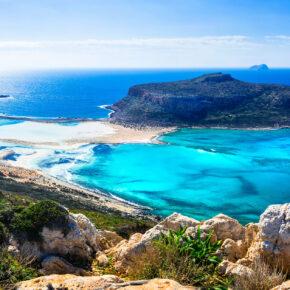 Last-Minute Urlaub auf Kreta: 7 Tage im 4* Hotel inkl. Halbpension & Flügen nur 314€