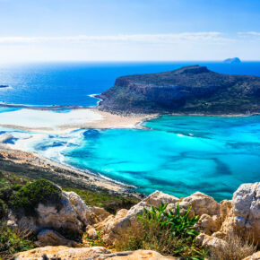Luxusvilla in Griechenland: 7 Tage auf Kreta mit Pool & Meerblick ab 477€