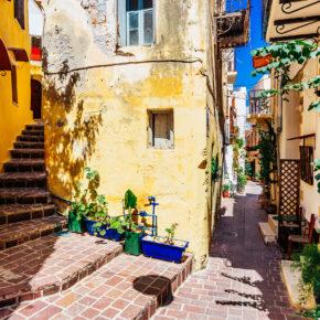 Kreta All Inclusive: 7 Tage im 4* Hotel mit Flug, Transfer & Zug nur 391€