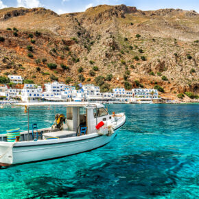 Frühsommer 2021 auf Kreta: 8 Tage im TOP 4* Hotel mit Flug nur 160€