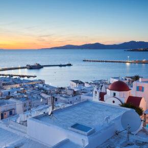 Mykonos: 4 Tage im TOP Apartment nahe Strand mit Flug nur 94€