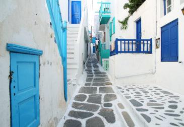 Traumhaftes Mykonos: 5 Tage im 4* Hotel mit Flug nur 146€