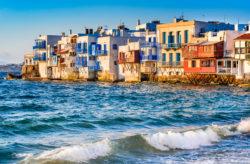 Ab nach Mykonos: 8 Tage Inselurlaub mit Hotel & Flug für 201€