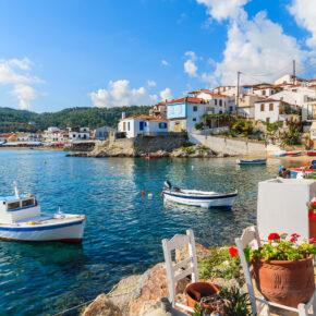 Rhodos Lastminute: 8 Tage im TOP 4* Hotel mit All Inclusive, Flug & Transfer nur 271€