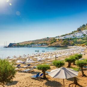 Error Fare? 8 Tage Rhodos mit TOP 4* Hotel, All Inclusive, Flug & Transfer nur 62€