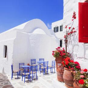 Malerisch: 8 Tage Santorini mit gutem Hotel & Flug nur 278€