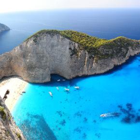 Griechenland: 8 Tage Zakynthos im 5* Hotel mit All Inclusive & Flug nur 530€