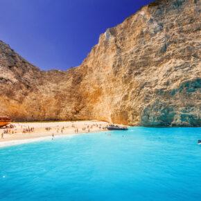 Frühbucher Griechenland: 8 Tage mit TOP Hotel, Frühstück & Flug nur 172€